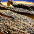 Biltong – слегка подсоленое вяленое мясо антилопы или другой дичи