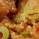 Латиноамериканская кухня. Arroz Con Pollo